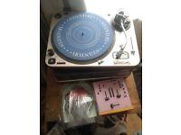 Numark pro TT-1's with Vestax mixer £70