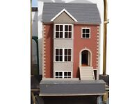 Lovely 3 storey Dolls House, Quite large, space needed ! Has to go....