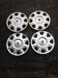 Rover wheel trims