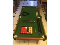 BEC Childs Pool Table