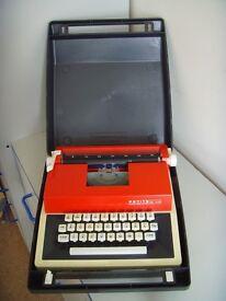 Collectable - Children's Typewriter