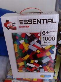 Lego new and sealed
