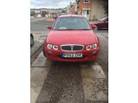 Rover 25 mot 1 year