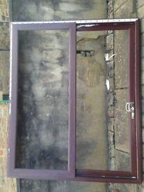 New Upvc sliding door