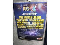 Let's Rock Leeds 2017, 50% Off tickets x2