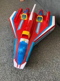 Paw patrol jet