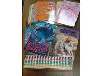 30 Girl's books suit age 5-8 yrs