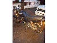 Sinnis MAX II 125cc