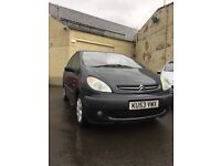 Citroen Xsara Picasso SX HDI, 2.0 Diesel, Armrests, Comes with 1 YEAR MOT - KIRKCALDY