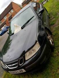 Breaking a 2003 Saab 9-3 1.8t complete car