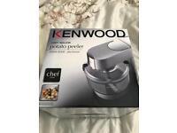 New potato peeler attachment for kenwood chef