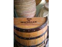 Whisky Barrel Cabinets