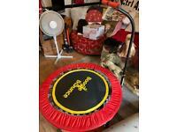 Boogie bounce mini trampoline