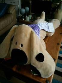 Huge Soft Cuddly Dog..