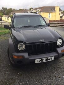 4x4 Jeep 2004 just passed Mot today catch a bargain