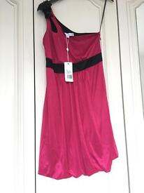 New with tags Tom Wolfe pink size 6 dress