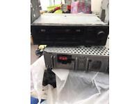 Toyota cassette car stereo vintage retro