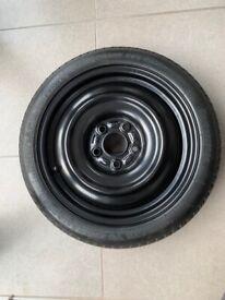 Space Saver Wheel for Nissan Pulsar / Leaf