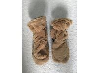 Hot Boots Microwaveable Slippers