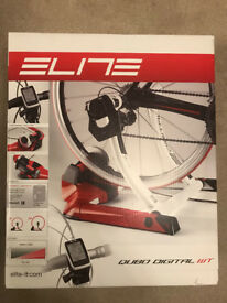ELITE Qubo Digital Wired Turbo Trainer
