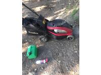 Mountfield super quiet petrol mower
