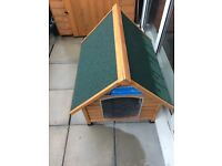 Dog medium size kennel