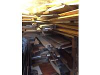 Free mixed timber/wood