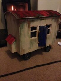 Shepherds Hut Dolls House