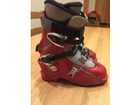 Scarpa Venus ski touring boots - size 3