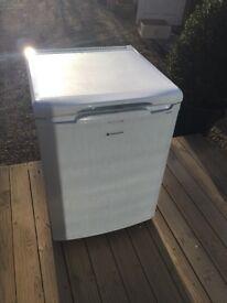 Hotpoint under counter larder fridge RLA 36P