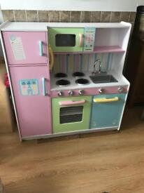 Child's large kitchen