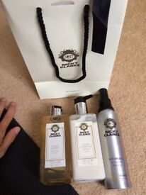 Nicky Clarke gift set new
