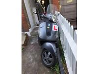 Piaggio Vespa Gt 250 reg 125 All original !