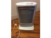 Halogen Rotating Electric Space Heater with Safety Shut-off