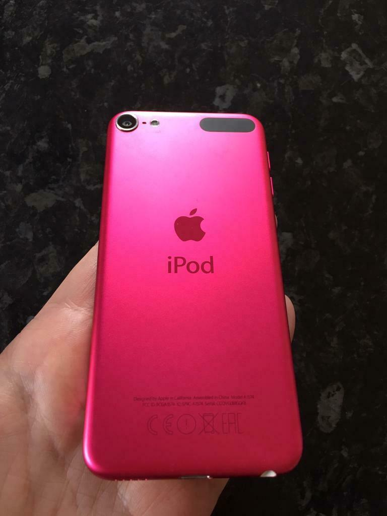 meet 15d29 1a5fa iPod Touch 6th generation 32gb pink | in Shepshed, Leicestershire | Gumtree
