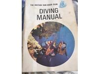 Diving bsac sub aqua manual