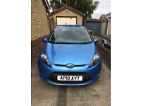 Reduced to sell!! Low mileage. 2010 Ford Fiesta