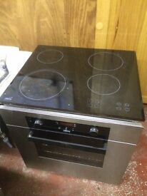 Zanussi Hob and single oven for sale