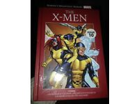 marvel comic strip THE X-MEN (issue 10) / brand new sealed never opened!!