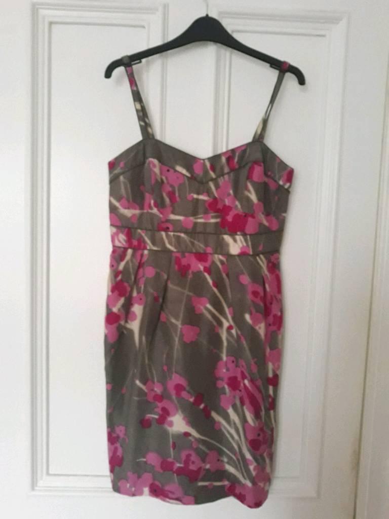 Silk dress 12