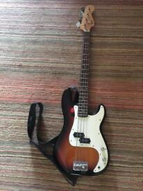 Fender Squire P-Bass Guitar