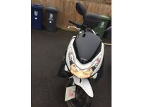 Honda 125 PCX S-WING in very good condition for SALE