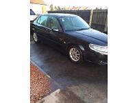 2008 SAAB 9-5 2.0T SE FULL SAAB SERVICE HISTORY LONG MOT EXCELLENT CONDITION (SWAP PX PART EXCHANGE)