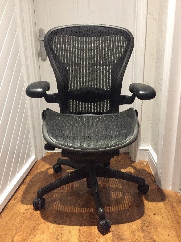 Herman Miller Aeron Chair Size B In Birmingham City Centre West