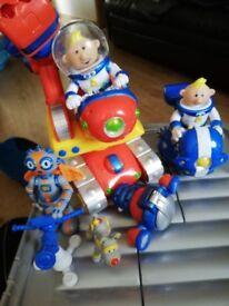 Luna Jim toy set