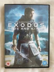 EXODUS GODS AND KINGS DVD