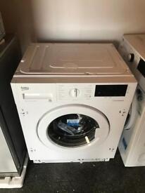Brand new beko integrated washing machine....CURRYS PRICE £319
