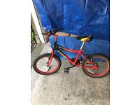 Child's bike. In need of some repair. Collect only