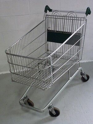 Supermarket shopping Trolley picking 190L used