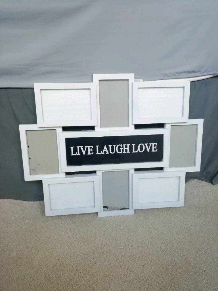 Live Laugh Love Photo Collage Frame In Fareham Hampshire Gumtree